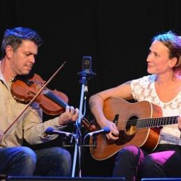 Jock Tyldesley and Vera van Heeringen