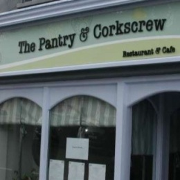 The Pantry and CorkScrew