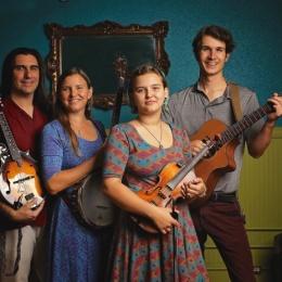 CornMaiz String Band - Kentucky , USA